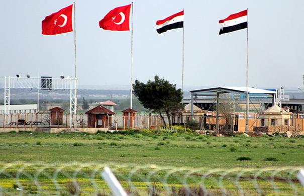 Σύνορα Τουρκίας - Συρίας